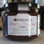 Somercotes Cherry Chutney